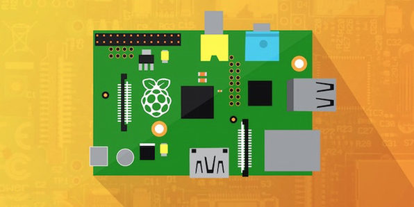 Raspberry Pi: Full Stack - Product Image