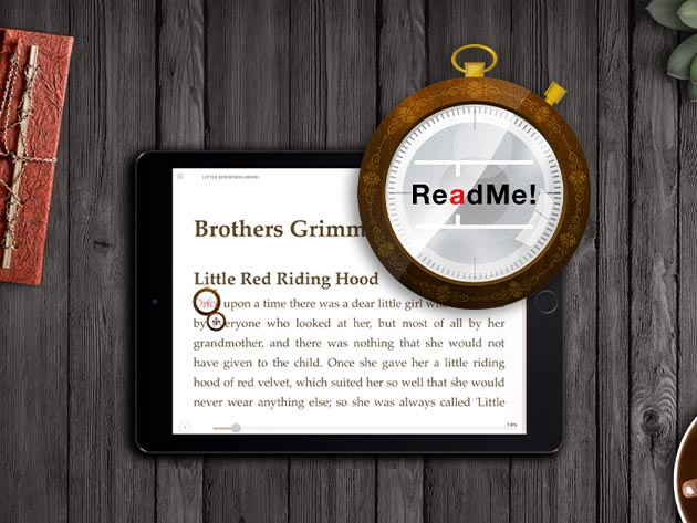 Stack Social Deal for ReadMe Premium: Lifetime Subscription