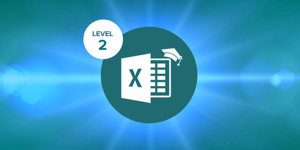 Excel 2016 Level 2 - Product Image
