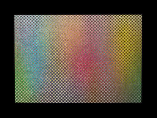 1000 Vibrating Colours Puzzle
