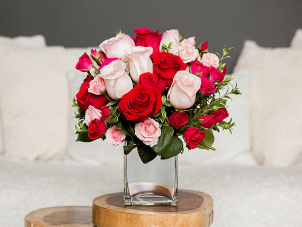 Teleflora Valentines Day Special Nothing Says I Love You Like Gorgeous Hand Arranged Flowers