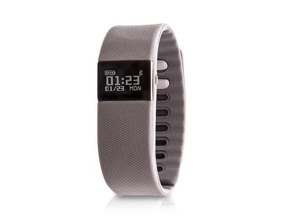 Zunammy Fitness Trackers (Grey)