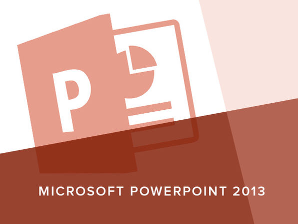 Learn Microsoft Powerpoint 2013 - Product Image