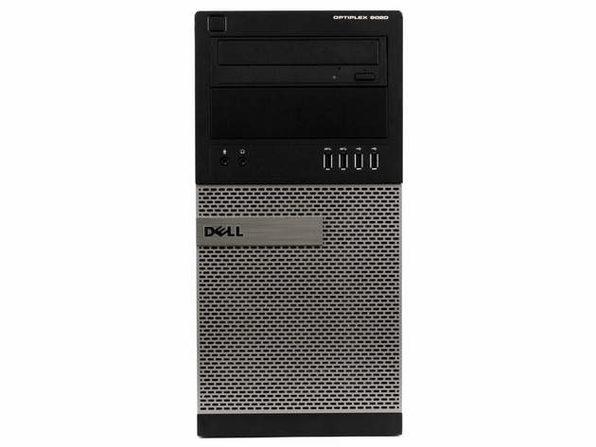 Dell Optiplex 9020 Tower PC, 3.2GHz Intel i5 Quad Core Gen 4, 8GB RAM, 120GB SSD, Windows 10 Professional 64 bit (Renewed)