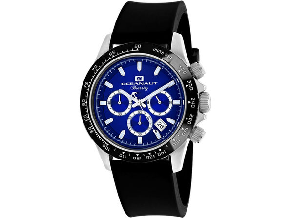 Oceanaut Men's Biarritz Blue Dial Watch - OC6113R