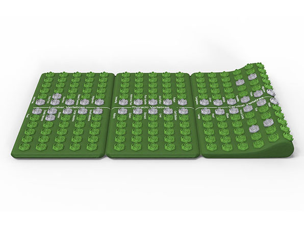 RelaxBax 15-Minute Acupressure Mat (5 colors)