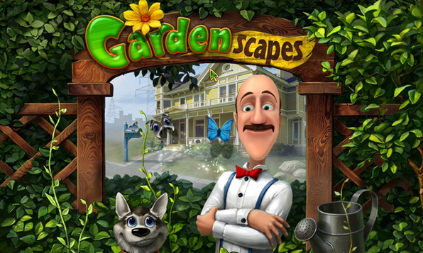 Gardenscapes - Product Image