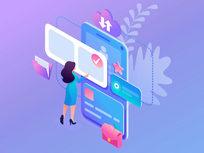 Mobile App Development with Flutter & Dart - Product Image