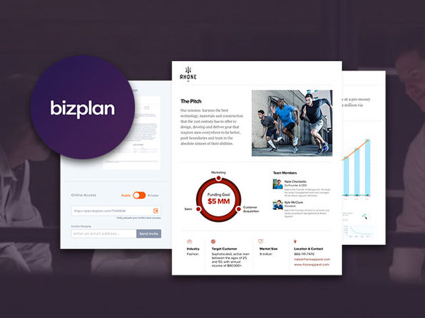 Bizplan Premium: 1-Yr Subscription