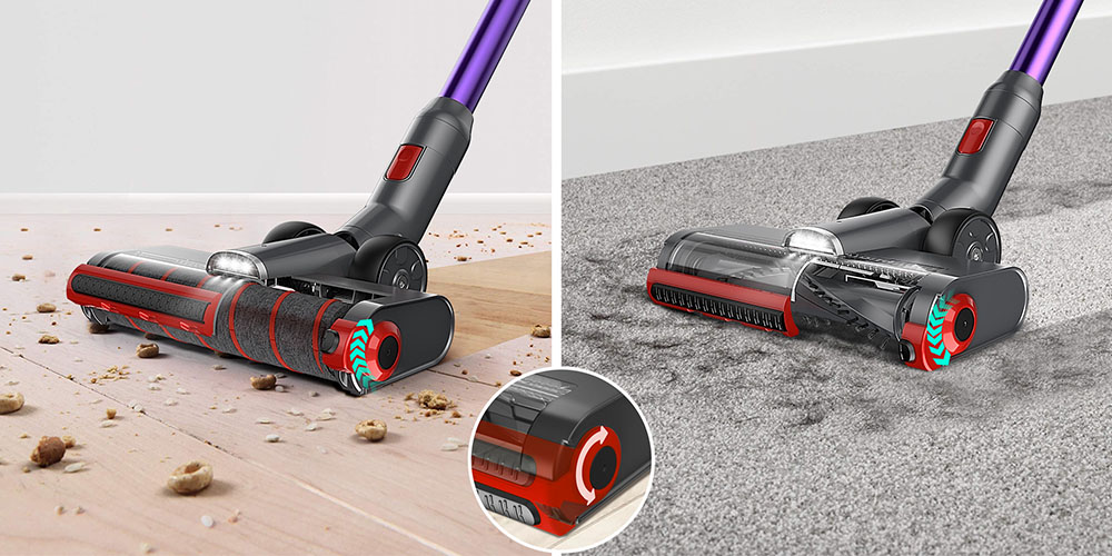 JASHEN V16 Cordless Vacuum Cleaner, now on sale for $159.99