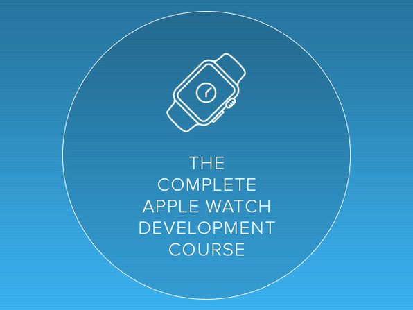 The Complete Apple Watch Development Course - Product Image