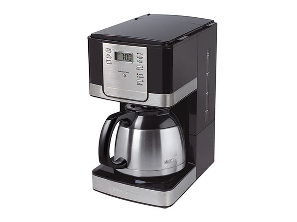 Mr. Coffee® Advanced Brew 8-Cup Programmable Coffee Maker with Thermal Carafe