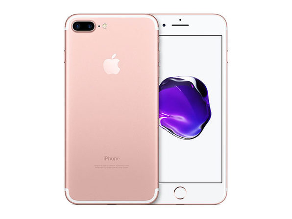 Refurbished iPhone 7 Plus Rose Gold GSM Unlocked 32GB - Fair Condition - Product Image
