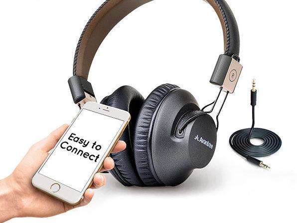 avantree aptx low latency bluetooth headphones so bad so good shop. Black Bedroom Furniture Sets. Home Design Ideas