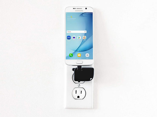 Chargerito: The World's Smallest Phone Charger (Micro-USB/3-Pack)