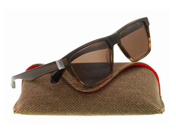 Dragon Alliance Harmon Sunglasses Tortoise Frames with Brown Lens - Brown