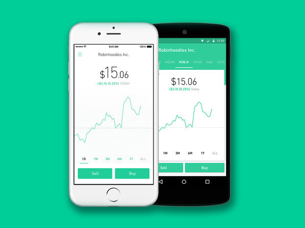 Robinhood Stock Trading + 1 Free Share of Stock