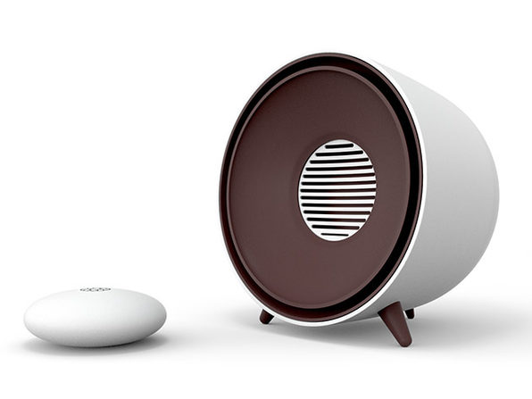 Värme Portable Air Heater with Detachable Hand Warmer