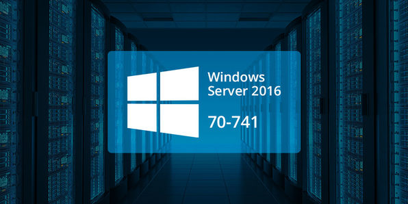 Windows Server 70-741: Networking with Windows Server 2016 Complete Video Course - Product Image