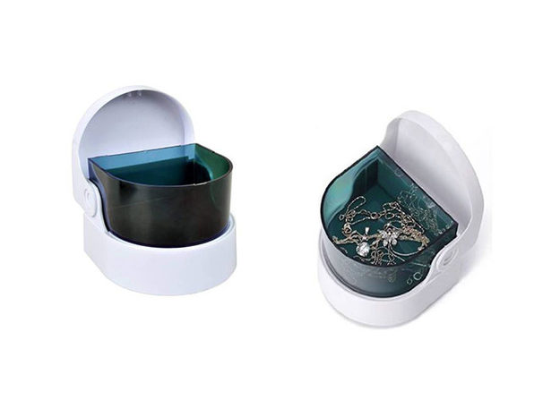 Mini Ultrasonic Jewelry/Denture Cleaner