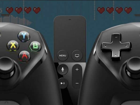 Player vs Player tvOS Games
