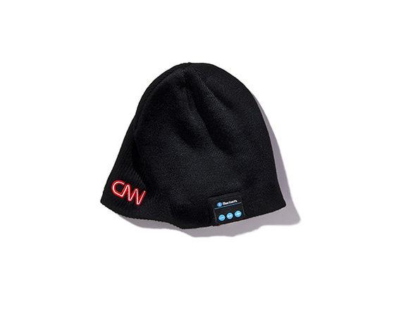 CNN Bluetooth Beanie