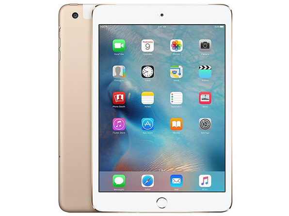 Apple iPad Mini 4, 128GB (Wi-Fi + 4G LTE)