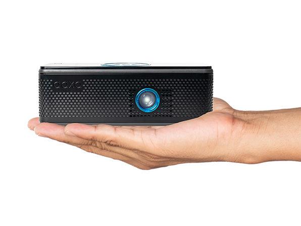 AAXA BP1 100-Lumen nHD Speaker Projector