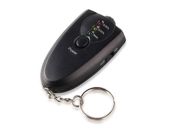 Keychain Breathalyzer