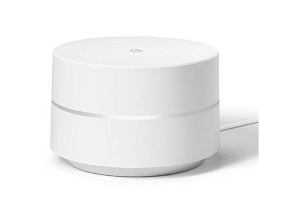 Google WiFi system - 1-Pack - Router Replacement for Whole Home Coverage