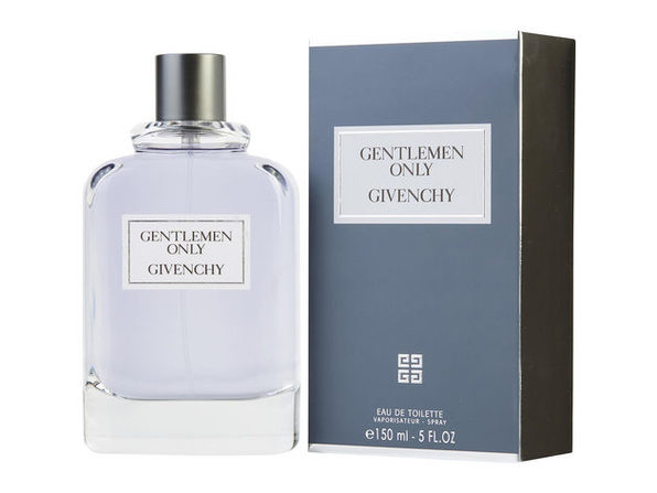 GENTLEMEN ONLY by Givenchy EDT SPRAY 5 OZ for MEN ---(Package Of 4)