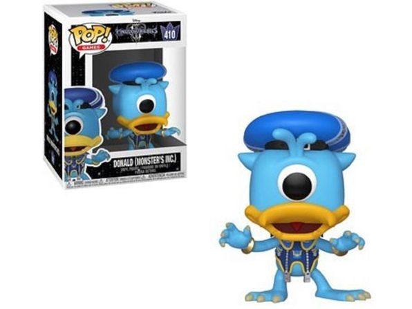 Funko POP - Kingdom Hearts - Donald Monsters Inc - Vinyl Collectible Figure - Product Image