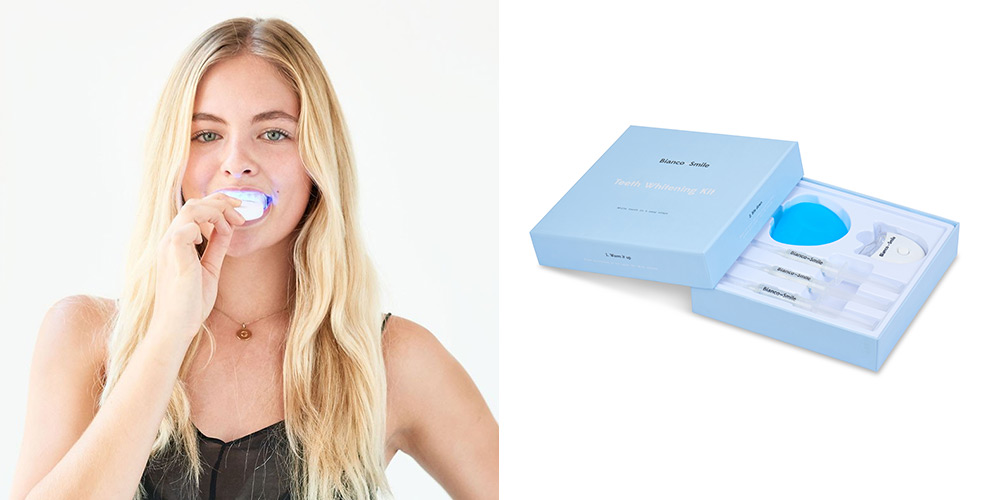 Introducing the Bianco Smile Teeth Whitening Kit: The solution you are looking for.