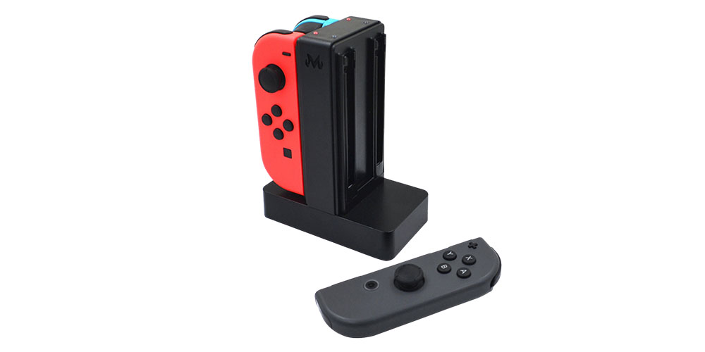 4-in-1 Nintendo Switch Joy-Con Charging Dock