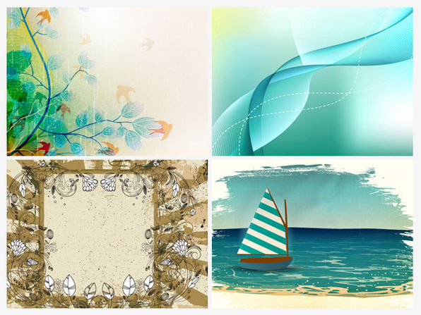 Summer & Design Asset Bundle - Product Image
