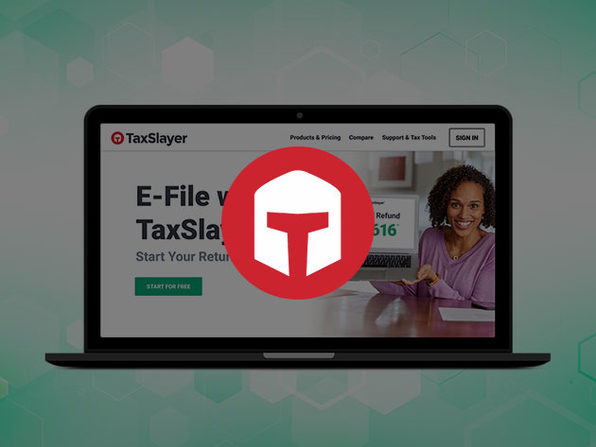 TaxSlayer Online Tax Filing: Self-Employed Plan
