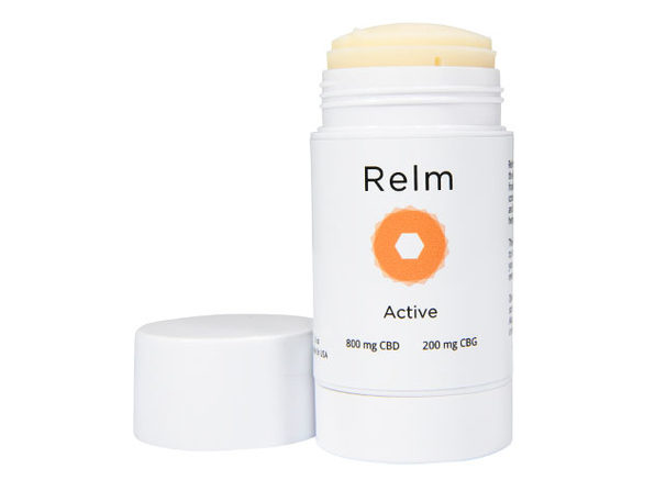 Relm Wellness Hemp Extract Body Stick (Active)