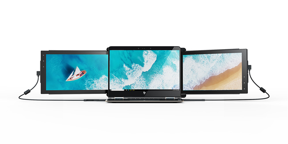 Mobile Pixels TRIO: Portable Dual Screen Laptop Monitor on sale for $215 when you use coupon code SCREEN44 at checkout