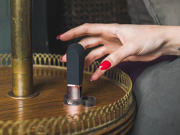 DiGiT: The Powerful Finger Vibrator