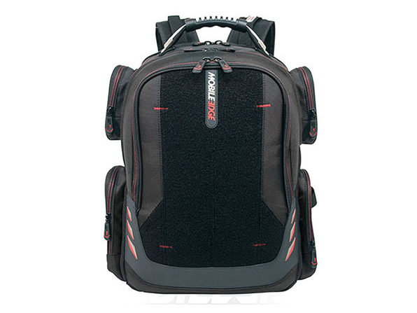 Mobile Edge CORE Gaming Backpack w/ Velcro Panel 17.3