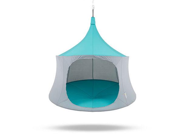 TreePod Outdoor Cabana (6Ft/Aquamarine)