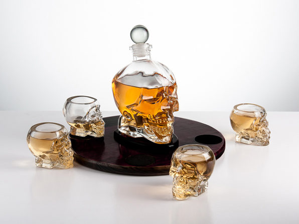 Eravino 5-Piece Decanter Set