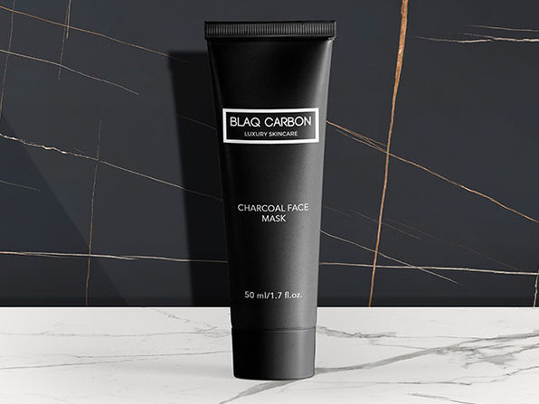 Activated Charcoal Mask - Product Image