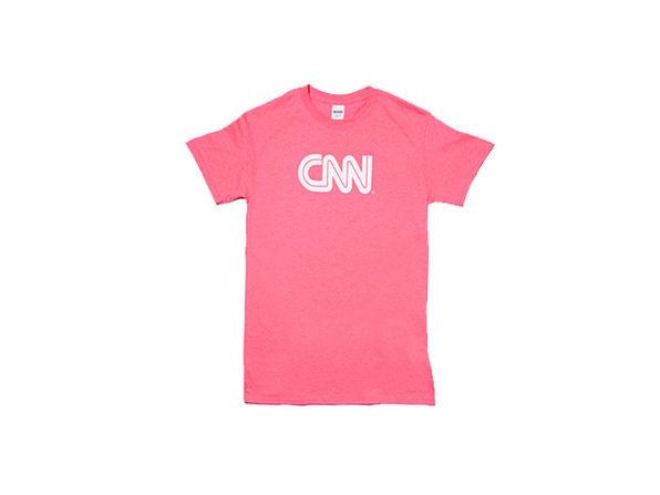 CNN Basic Tee(XS) - Product Image