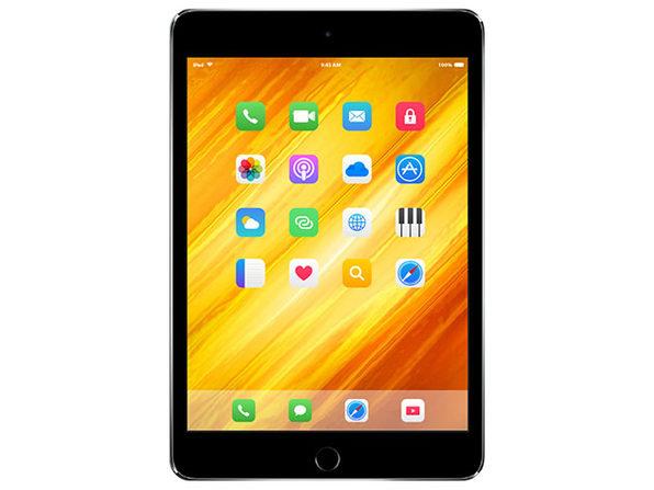 iPad Mini 4 Retina WiFi+Cellular Space Gray 64GB - Refurbished - Good - Product Image