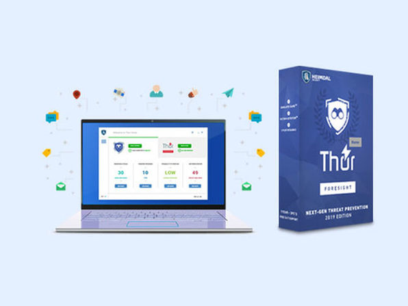 Thor Foresight Home Malware Protection: Lifetime Subscription for PC - Product Image
