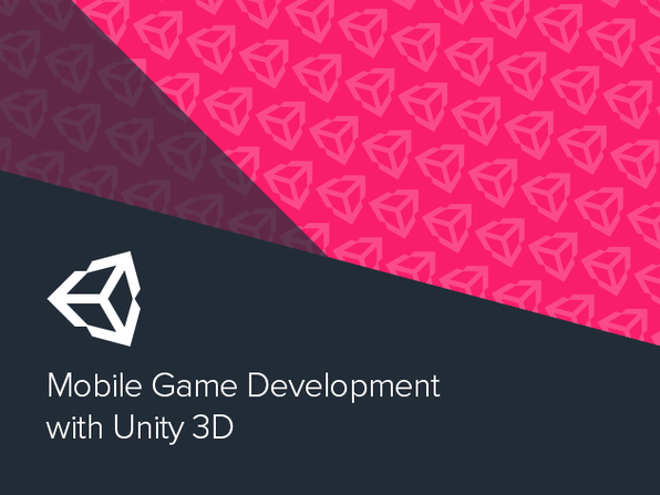 Mobile Game Development with Unity 3D - Product Image