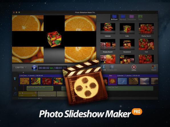 Photo Slideshow Maker Pro - Product Image