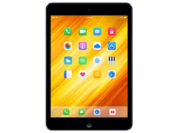 "Apple iPad mini 1st Gen 7.9"" 16GB - Black/Slate (Refurbished: Wi-Fi Only)"