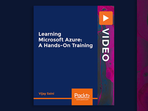 Learning Microsoft Azure: A Hands-On Training - Product Image